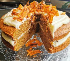 best gluten free carrot cake