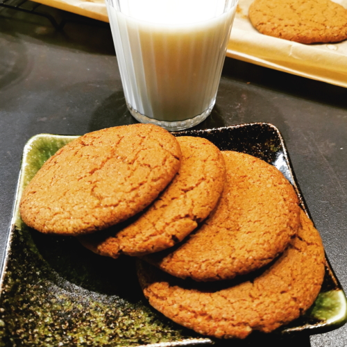 Best gluten free ginger cookies