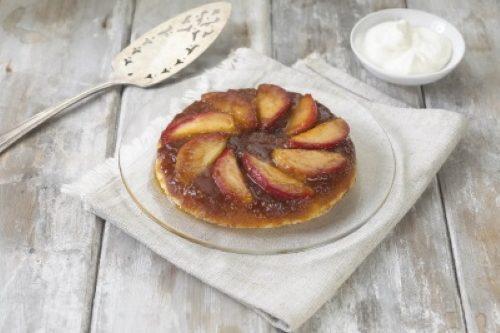 No oven, Apple tart
